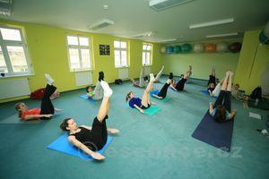Cvičení po porodu s hlídáním dětí
