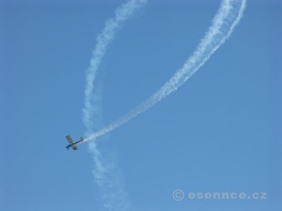Akrobatický let EXTRA 300L