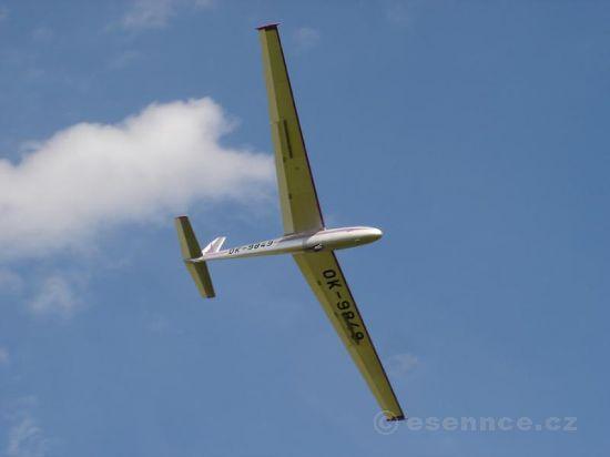 Adrenalinový zážitek: Let větroněm