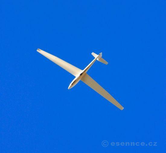 Adrenalinový dárek: Akrobatický let větroněm