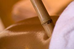 Bambusová masáž s exklusivní technikou vytvořená společností Gerard´s má uvolňující, uklidňující, obnovující a drenážní vlastnosti.
