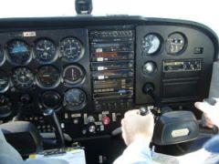 Staňte se na chvíli pilotem skutečného letadla.