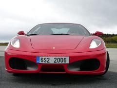 Jízda ve Ferrari F430 F1
