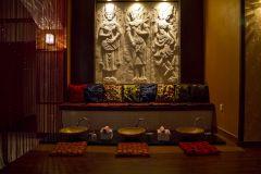 Dopřejte si tibetskou masáž.