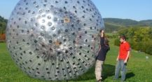 Zorbing - Bubble
