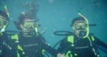 Firemní potápění