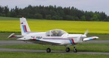 Akrobatický let Z-142 (10 minut)