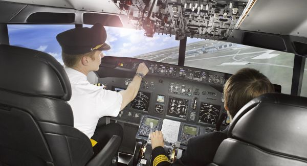 Letecký trenažér Boeing 737