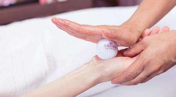 Golfová masáž nejen pro golfisty