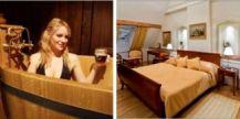 Víkend v pivních lázních Štramberk (1 noc)