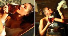 Pivní lázně Rožnov pro dva