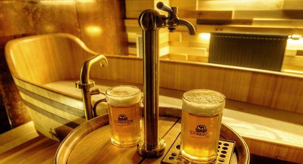Víkend v pivních lázních Plzeň (1 noc)