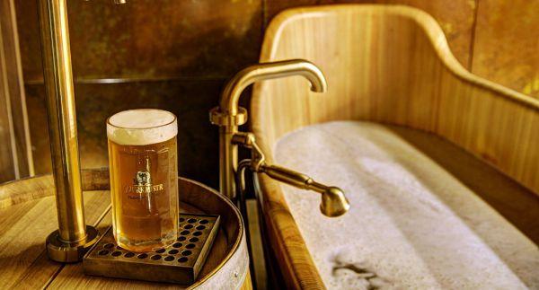 Pivní lázně Plzeň