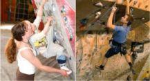 Horolezčata - lekce lezení