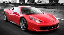 Jízda ve Ferrari (2+1)