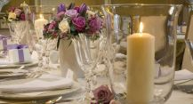 Luxusní večeře na zámku Mcely pro...