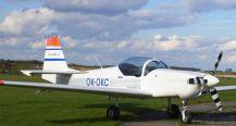 Akrobatický let T-67 Firefly (30min.)