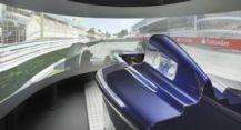 Simulátor Formule 1 (30 min.)