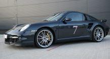 Jízda v Porsche 911 Turbo