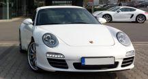 Jízda v Porsche Brno
