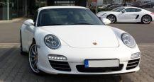 Pronájem Porsche