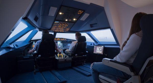 Letecký trenažér Airbus A320 (30...