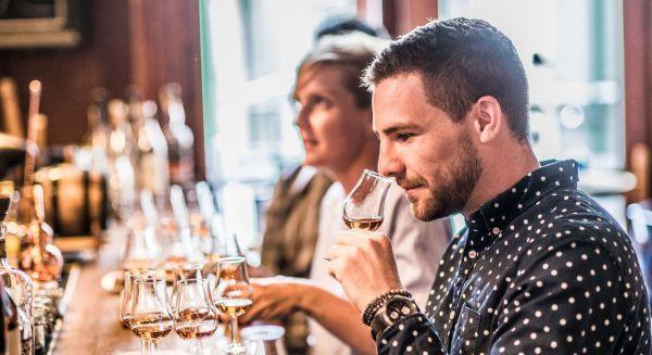 Degustace luxusních rumů pro dva