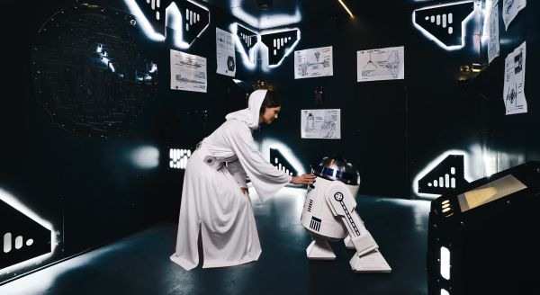 Úniková hra Star Wars - nová verze