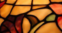Tiffany – skleněné vitráže
